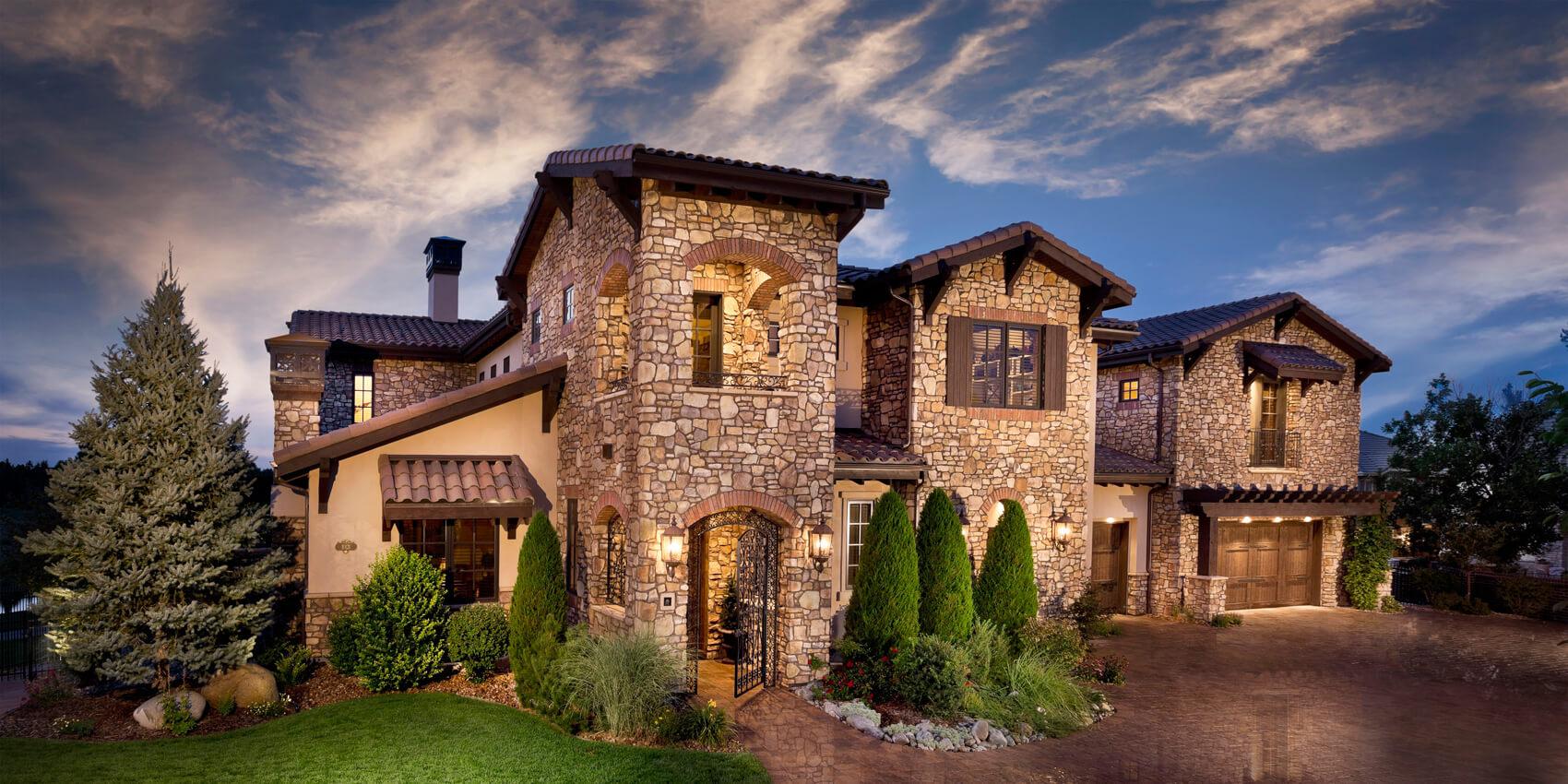 Custom Home Builders In Denver Area Celebrity Homes Colorado